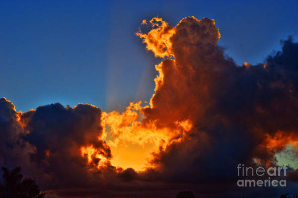 Norco Photograph - A Southern California Sunset - 4 by Tommy Anderson