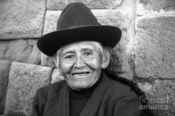 Photograph - A Special Smile by James Brunker