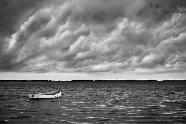 Photograph - A Storm Approaches by Bob Decker