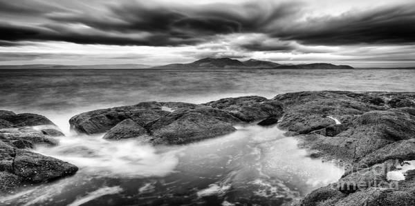 Ayrshire Photograph - A Storm Brewing by John Farnan