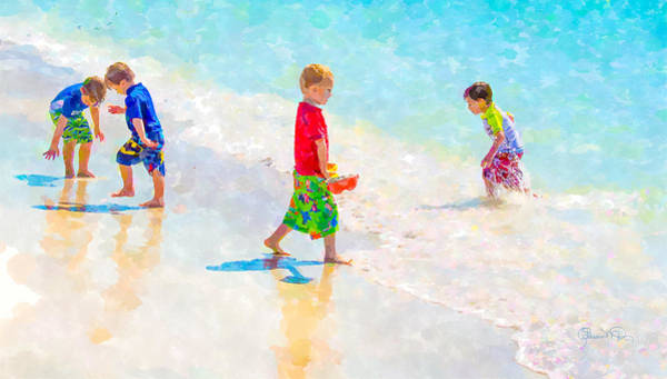 Photograph - A Summer To Remember II by Susan Molnar