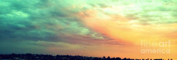 Tramonto Photograph - A Sunset by Roberto Gagliardi