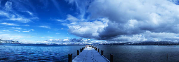South Lake Tahoe Photograph - A Tahoe Winters Dream by Brad Scott