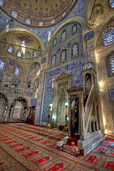 Turkiye Wall Art - Photograph - A Tile Paradise by Leyla Ismet