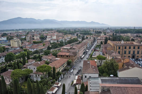 Photograph - A View Of Pisa That You Don't Recognize by Melany Sarafis