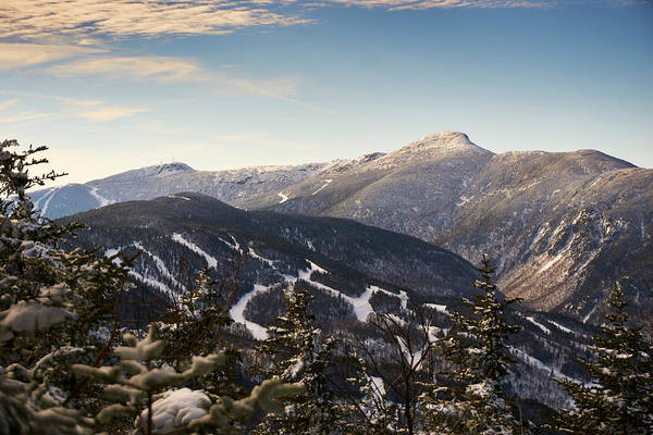 Wall Art - Photograph - A View Of Smugglers Notch And Stowe by Josh Campbell