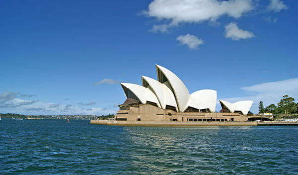 Controversial Photograph - A View Of The Sydney Opera House by Anonymous
