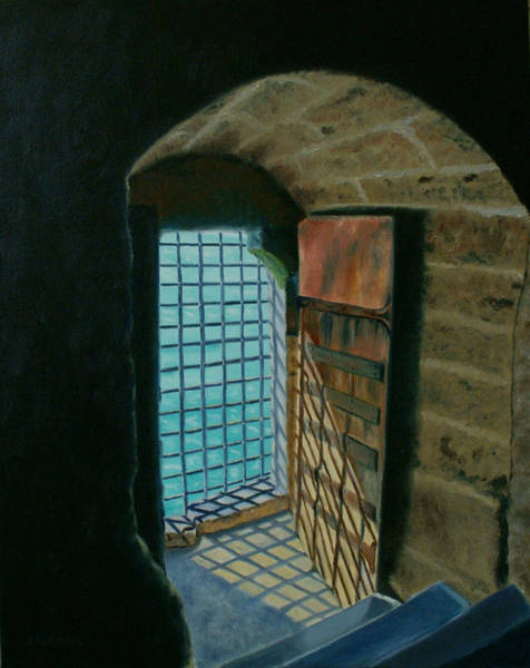 A View To Freedom Art Print