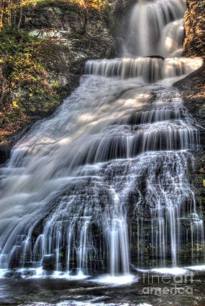 Photograph - A Wall Of Water - 194 by Paul W Faust -  Impressions of Light