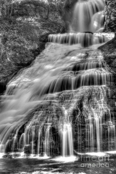 Photograph - A Wall Of Water by Paul W Faust -  Impressions of Light