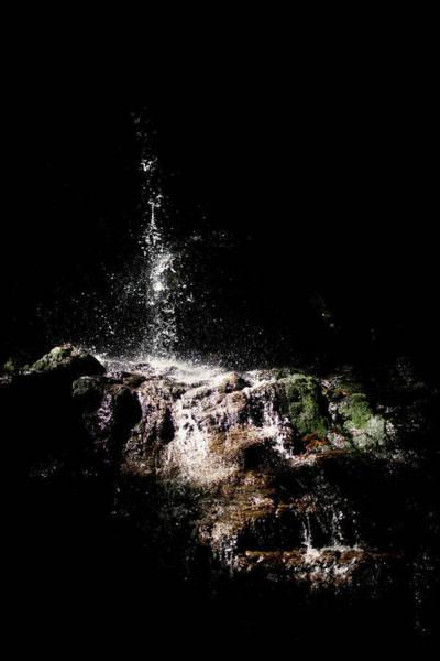 Waitsfield Photograph - A Waterfall During Summer by Corey Hendrickson