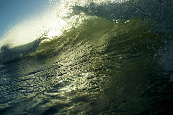 Wall Art - Photograph - A Wave And Surf In Tamarindo, Costa Rica by Marc Pagani