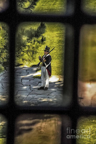 Photograph - A Window Back In Time by Jim Lepard