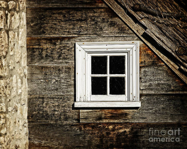 Photograph - A Window To The Pioneers by Lincoln Rogers
