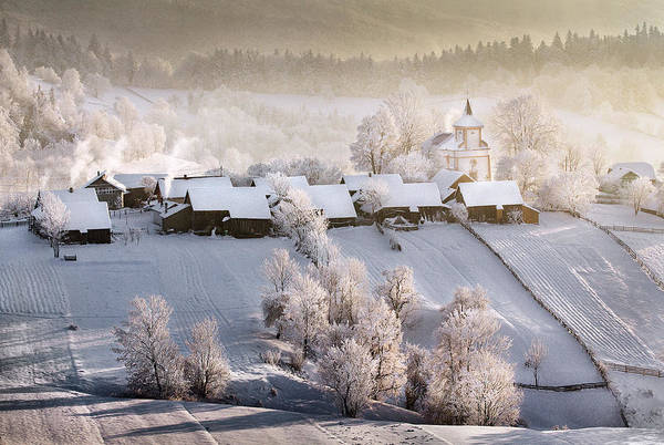 Wall Art - Photograph - A Winter Tale by Sorin Onisor