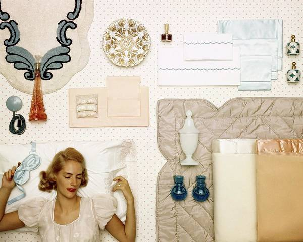 January 1st Photograph - A Woman Sleeping Next To An Assorted Range by Geoffrey Baker