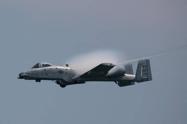 Photograph - A10 Vapor by Donna Corless