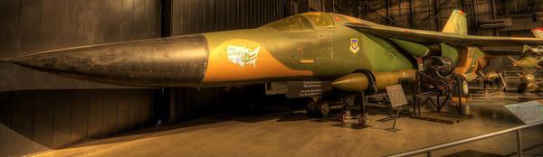 Aardvark F-111 Art Print