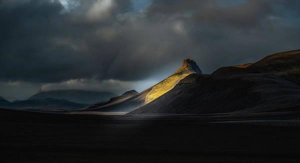 Wall Art - Photograph - A?a?ristindur - Highlands Iceland by Ronny Olsson
