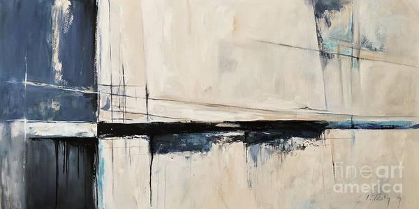 Harmony Painting - Ab07us by Emerico Imre Toth