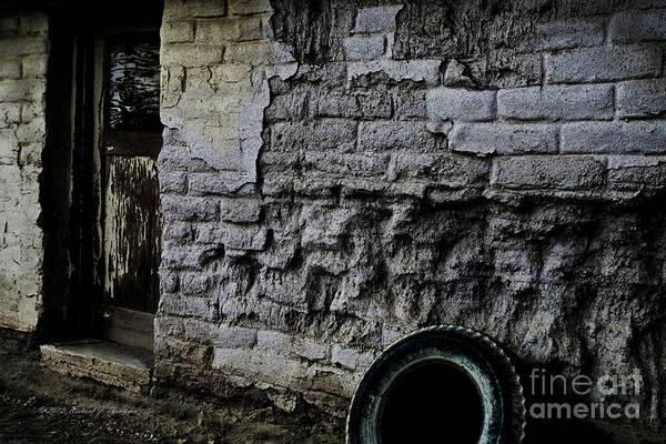 Photograph - Abandon Building by Richard J Thompson