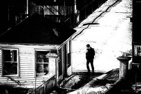 Photograph - Abandon Guard House by Bob Orsillo
