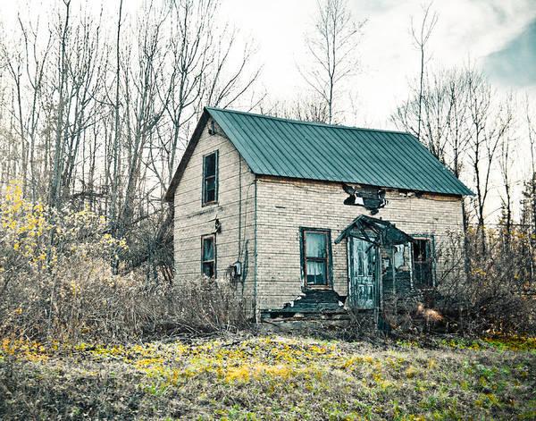 Photograph - Abandoned Adirondack Camp by Maggy Marsh