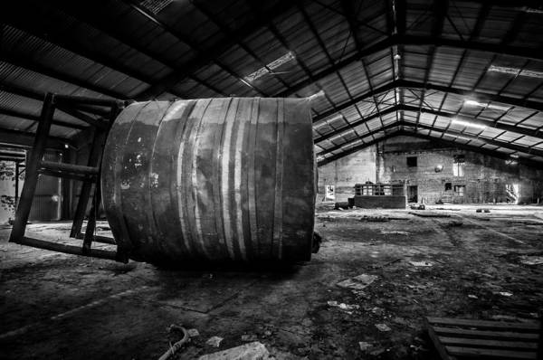 Photograph - Abandoned by Andy Crawford