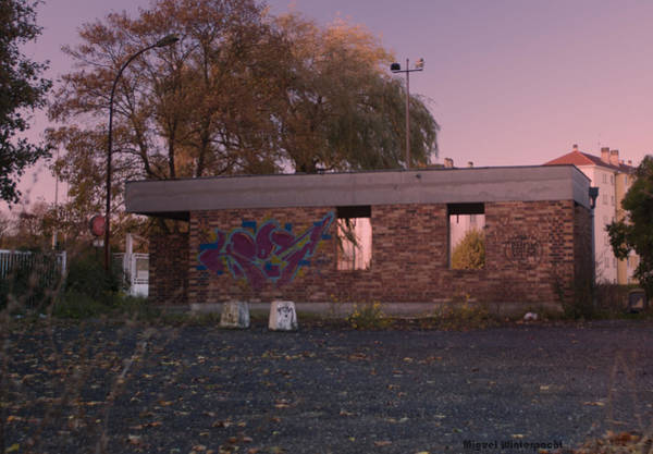 Photograph - Abandoned Building In France by Miguel Winterpacht