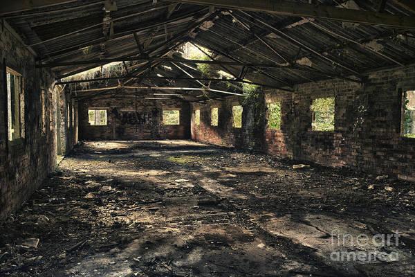Rot Photograph - Abandoned by Amanda Elwell
