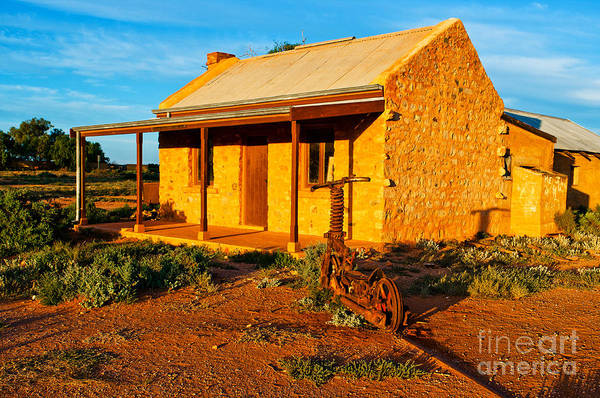 Silverton Photograph - Abandoned Cottage by Bill  Robinson