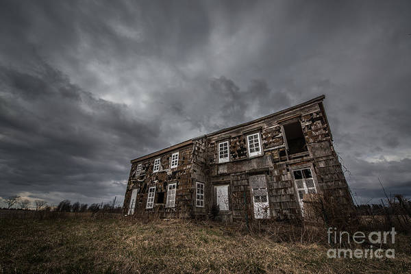 Nikon Wall Art - Photograph - Abandoned History 2 by Michael Ver Sprill