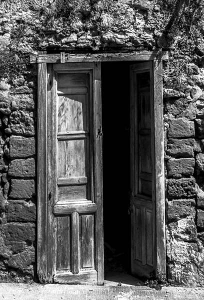 The Doors Wall Art - Photograph - Abandoned House by András Kozári / Eyeem