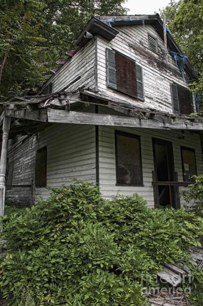 Wall Art - Photograph - Abandoned House by William Kuta