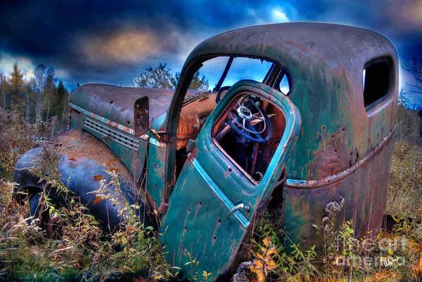 Photograph - Abandoned II by Alana Ranney