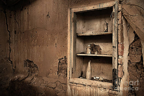 Photograph - Abandoned Kitchen Cabinet B by RicardMN Photography