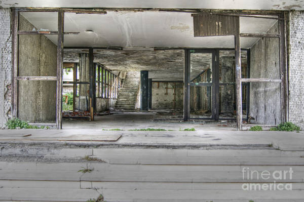 Photograph - Abandoned Places 15 by David Birchall