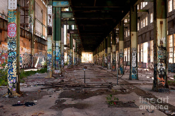 Photograph - Abandoned Power Station 06 by Rick Piper Photography