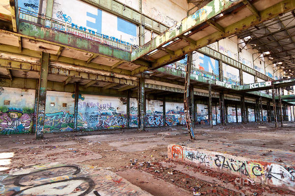 Photograph - Abandoned Power Station 07 by Rick Piper Photography