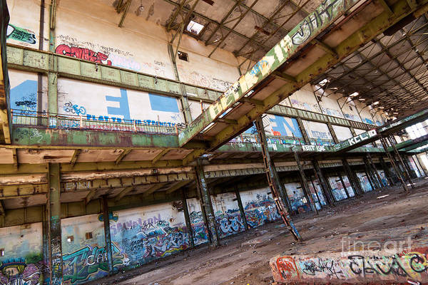 Photograph - Abandoned Power Station 08 by Rick Piper Photography