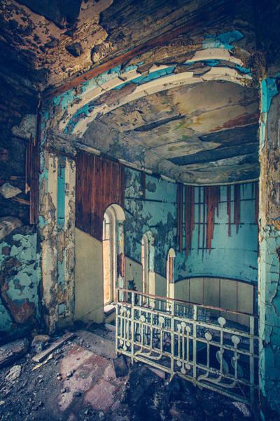 Photograph - Abandoned by Roland Shainidze Photogaphy
