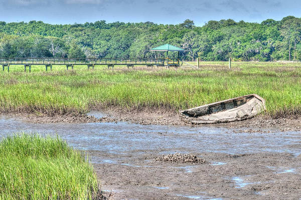 Photograph - Abandoned Vessel by Scott Hansen