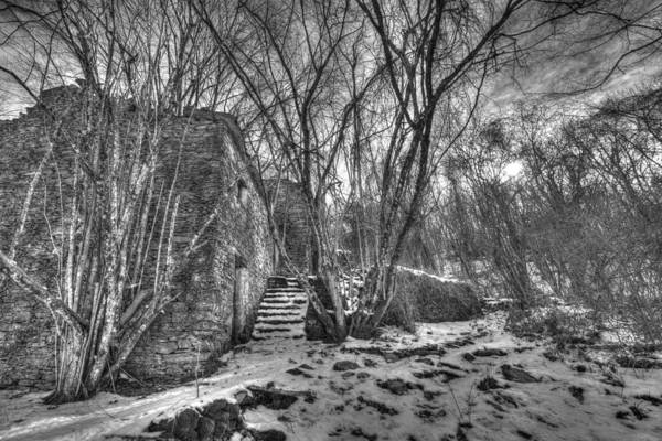 Photograph - Abandoned Villages On Winter Time - Inverno Nei Paesi Abbandonati 04 by Enrico Pelos