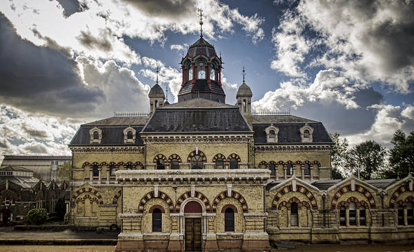 Photograph - Abbey Mills Pumping Station by Heather Applegate