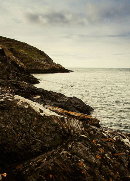 Headlands Photograph - Abercastle Headland by Chris Dale