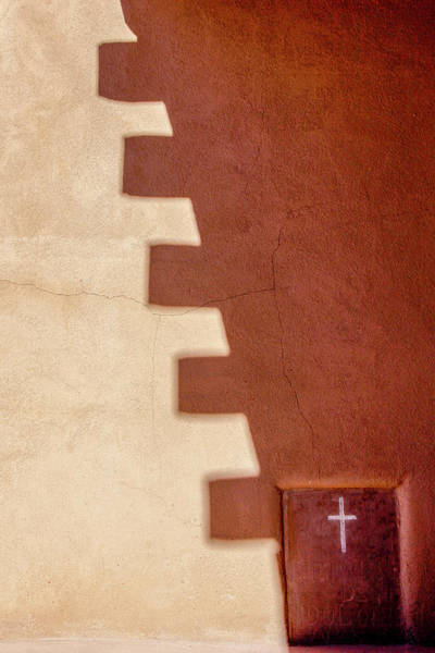 Adobe Photograph - Abiquiu, New Mexico, United States by Julien Mcroberts
