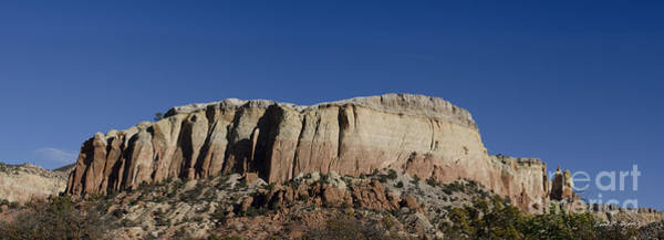 Photograph - Abiquiu Nm Panorama I by Dave Gordon