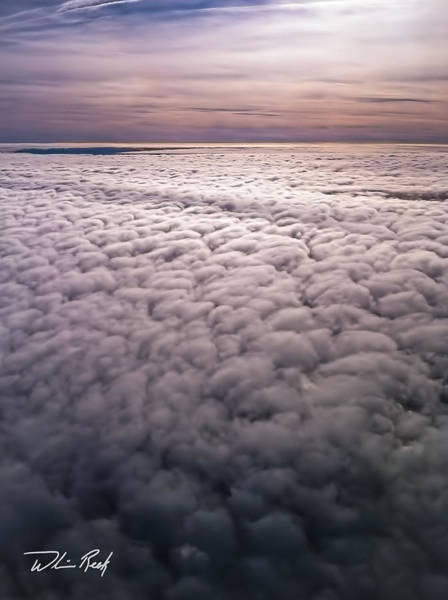 Photograph - Above The Clouds 1 by William Reek