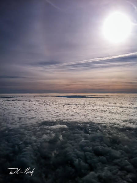 Photograph - Above The Clouds 2 by William Reek