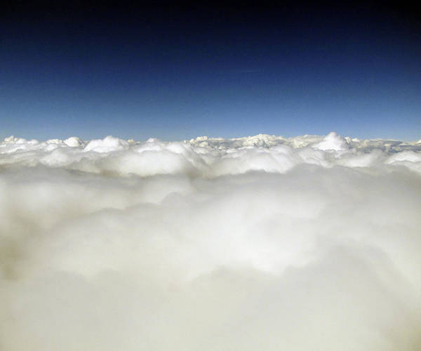 Photograph - Above The Clouds by Bob Slitzan